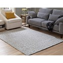 Signature Design by Ashley Casual Area Rugs Jonalyn Gray/Cream Large Rug