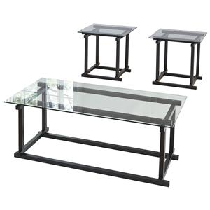 Signature Design by Ashley Vonarri Occasional Table Set