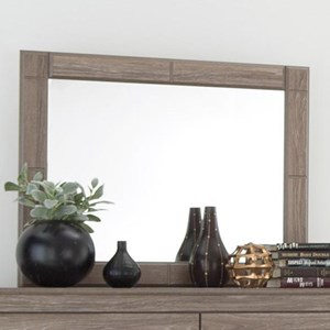 Signature Design by Ashley Furniture Waldrew Bedroom Mirror