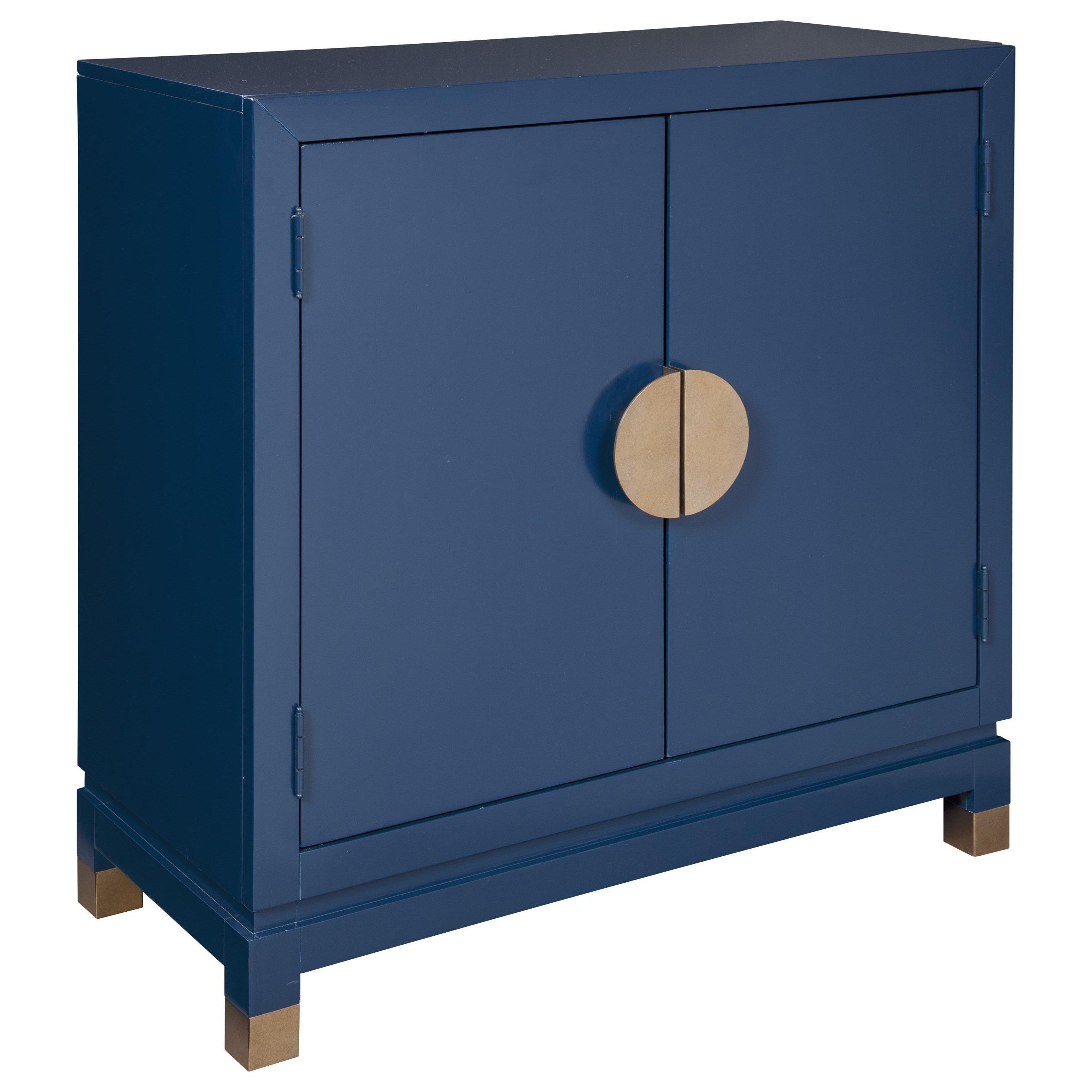 Signature Design by Ashley Walentin Accent Cabinet - Item Number: A4000064