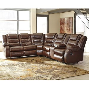 Signature Design by Ashley Walgast L-Shaped Sectional
