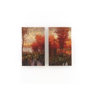 Ashley Signature Design Wall Art Andie (Multi) - Wall Art Set