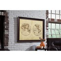 Signature Design by Ashley Wall Art Barhloew Multi Wall Art