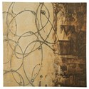 Signature Design by Ashley Wall Art Barnet Beige/Brown/Gray Wall Art - Item Number: A8000143
