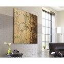 Signature Design by Ashley Wall Art Barnet Beige/Brown/Gray Wall Art