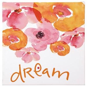 Signature Design by Ashley Wall Art Jachai Pink/Orange/White Wall Art