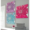 Signature Design by Ashley Wall Art Berdina Multi Wall Art
