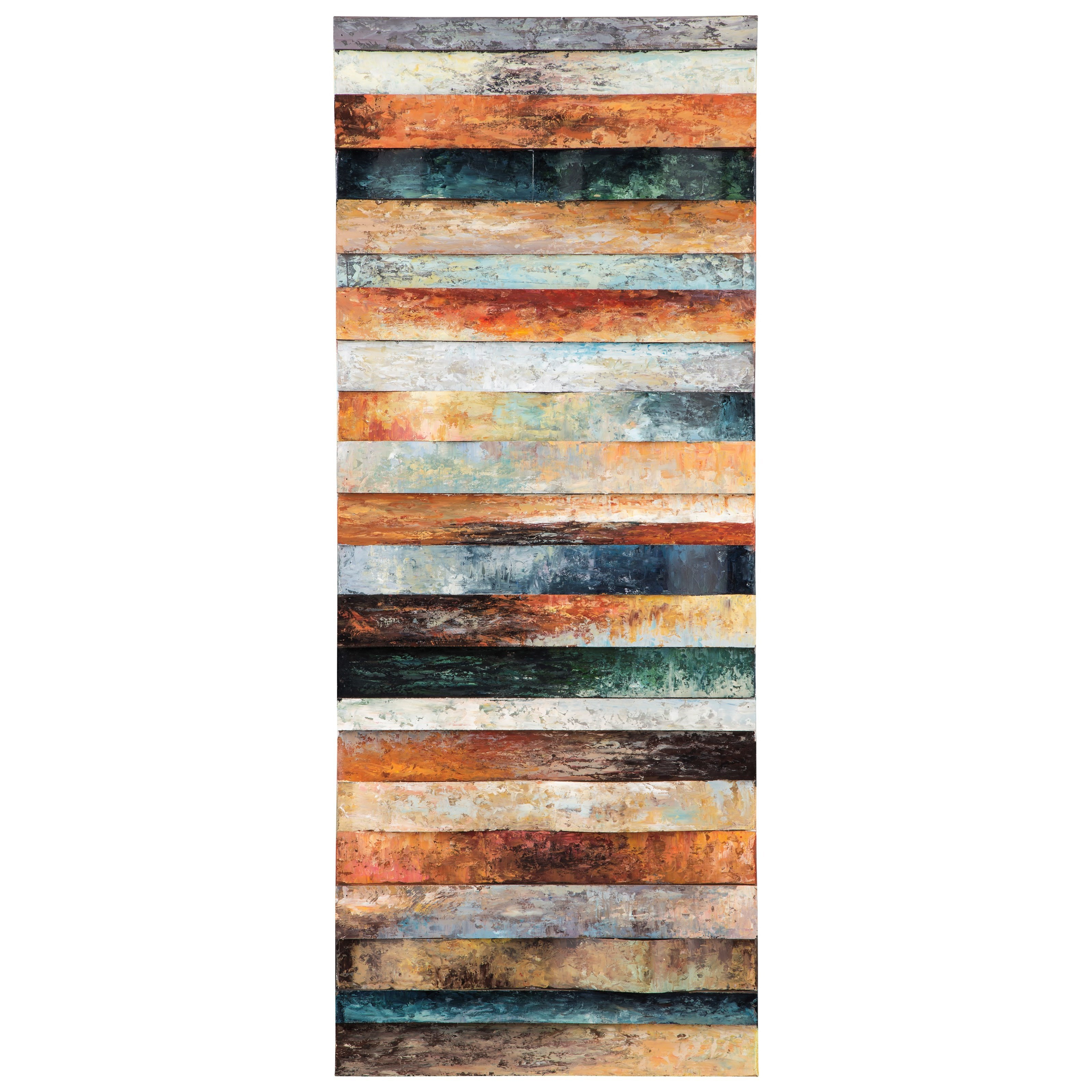 Signature Design by Ashley Wall Art Odiana Multi Wall Decor - Item Number: A8000189