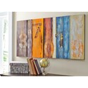 Signature Design by Ashley Wall Art Desislava Multi Wall Art
