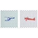 Signature Design by Ashley Wall Art Devesh Multi Wall Art Set - Item Number: A8000227