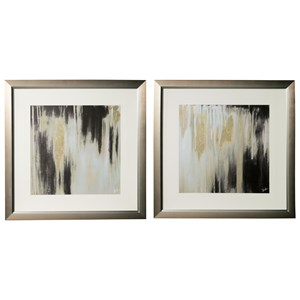 Signature Design by Ashley Wall Art Constanza 2-Piece Wall Art