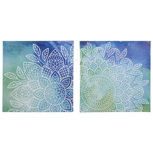 Trendz Wall Art Andrian Blue/Green Wall Art Set  sc 1 st  Ruby-Gordon Furniture u0026 Mattresses & Wall Art | Rochester Henrietta Greece Monroe County New York ...