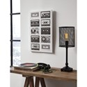 Signature Design by Ashley Wall Art Peers Black/White Wall Art