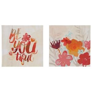 Signature Design by Ashley Wall Art Patli Wall Art Set