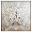 Signature Design by Ashley Wall Art Jalisa Taupe Wall Art - Item Number: A8000278