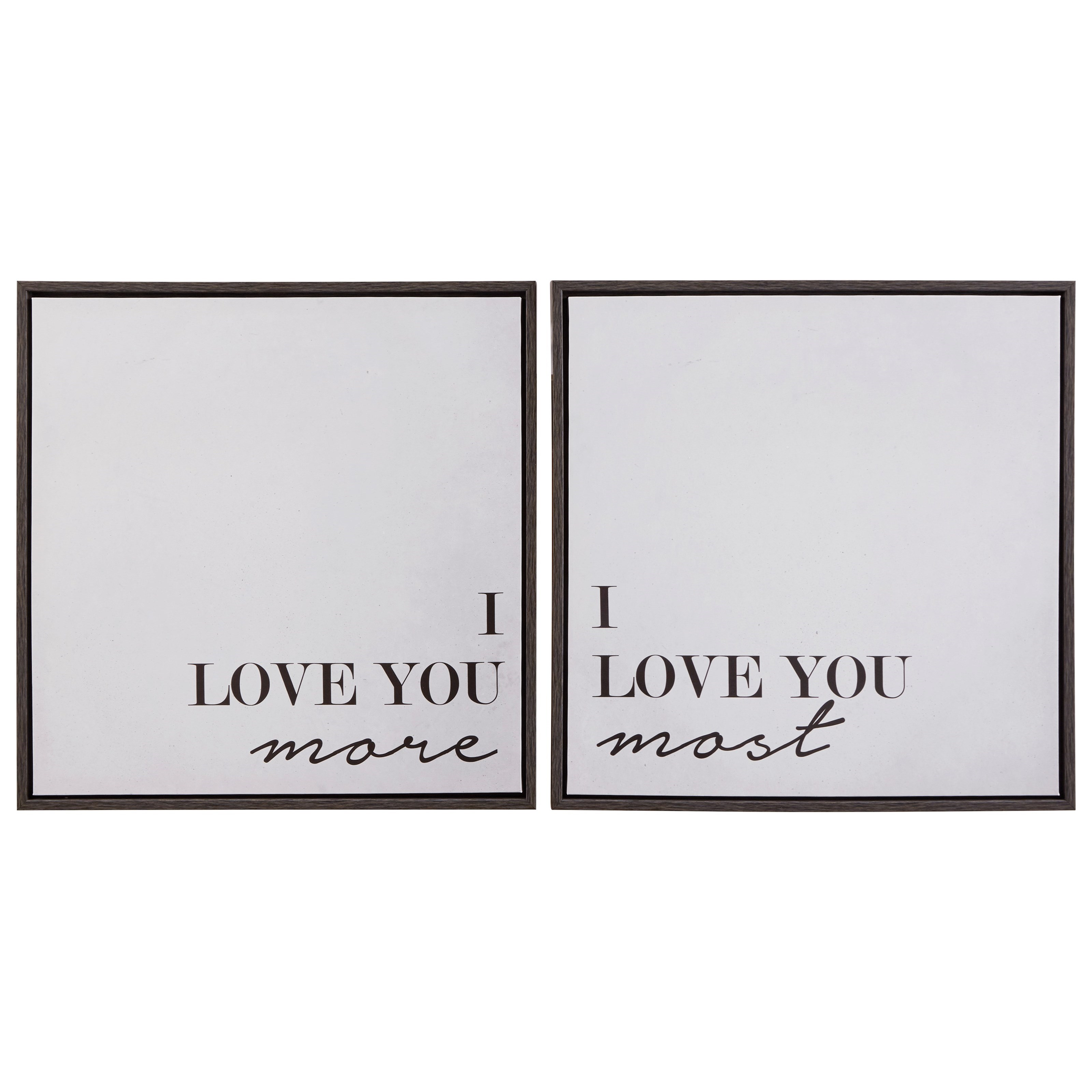 Wall Art Adeline Black/White Wall Art Set by Signature Design by Ashley at Sparks HomeStore