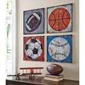 Signature Design by Ashley Wall Art Dessa Multi Wall Decor Set