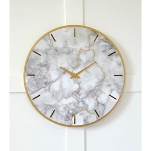 Signature Design by Ashley Wall Art Wall Clock
