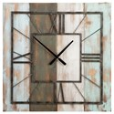 Signature Design by Ashley Wall Art Perdy Multi Wall Clock - Item Number: A8010239