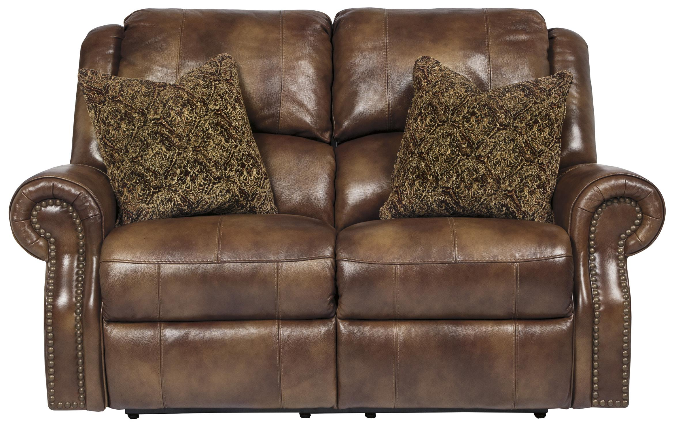 Signature Design by Ashley Walworth Reclining Power Loveseat - Item Number: U7800174