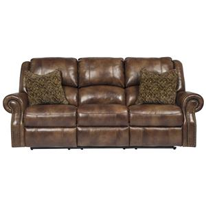 Signature Design by Ashley Walworth Reclining Sofa