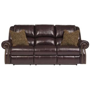Signature Design by Ashley Walworth Reclining Power Sofa
