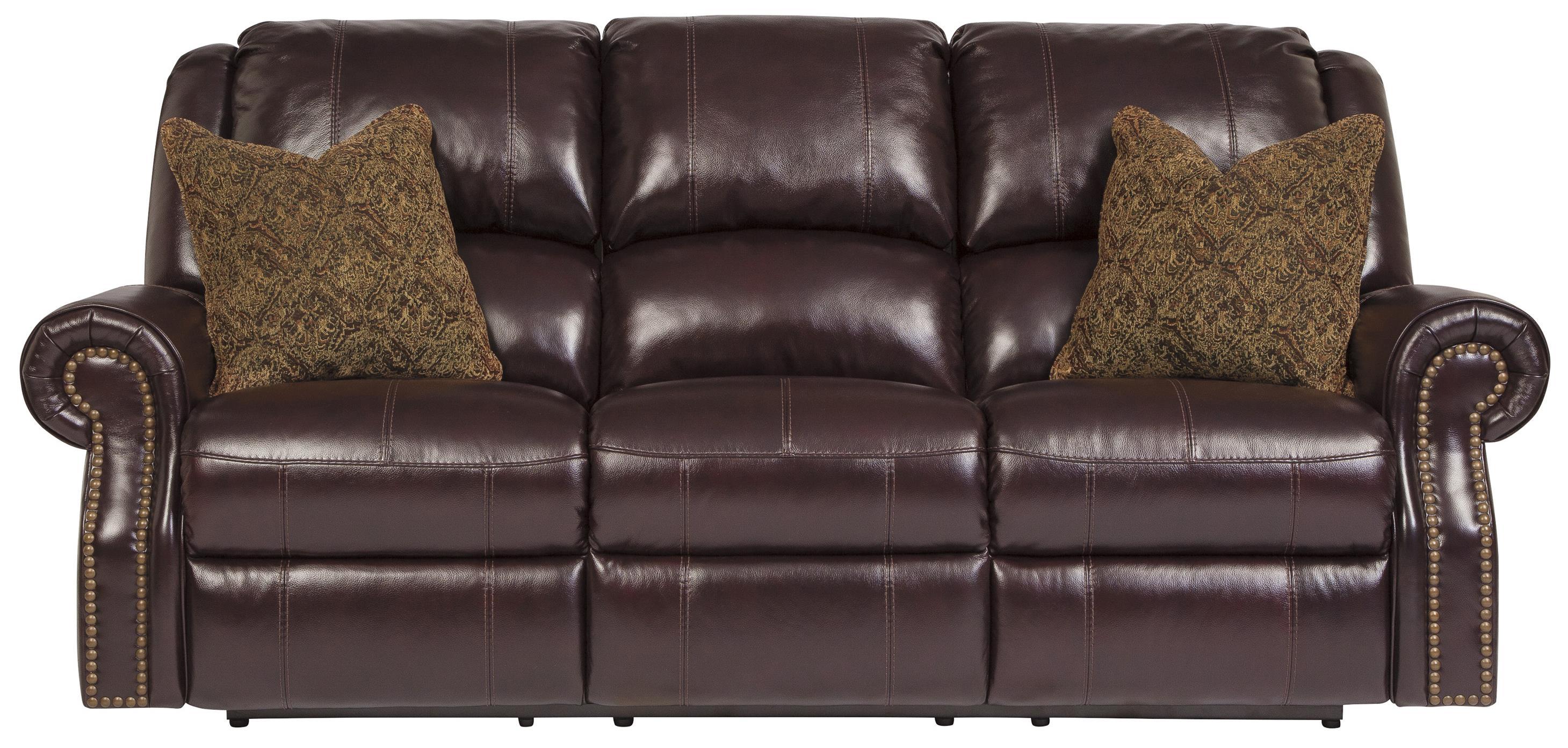 Signature Design By Ashley Walworth Reclining Sofa   Item Number: U7800288