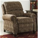 Signature Design by Ashley Walworth Accent Low Leg Recliner - Item Number: U780XX30