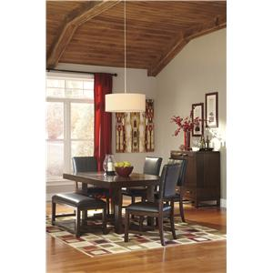 Signature Design by Ashley Watson  Casual Dining Room Group
