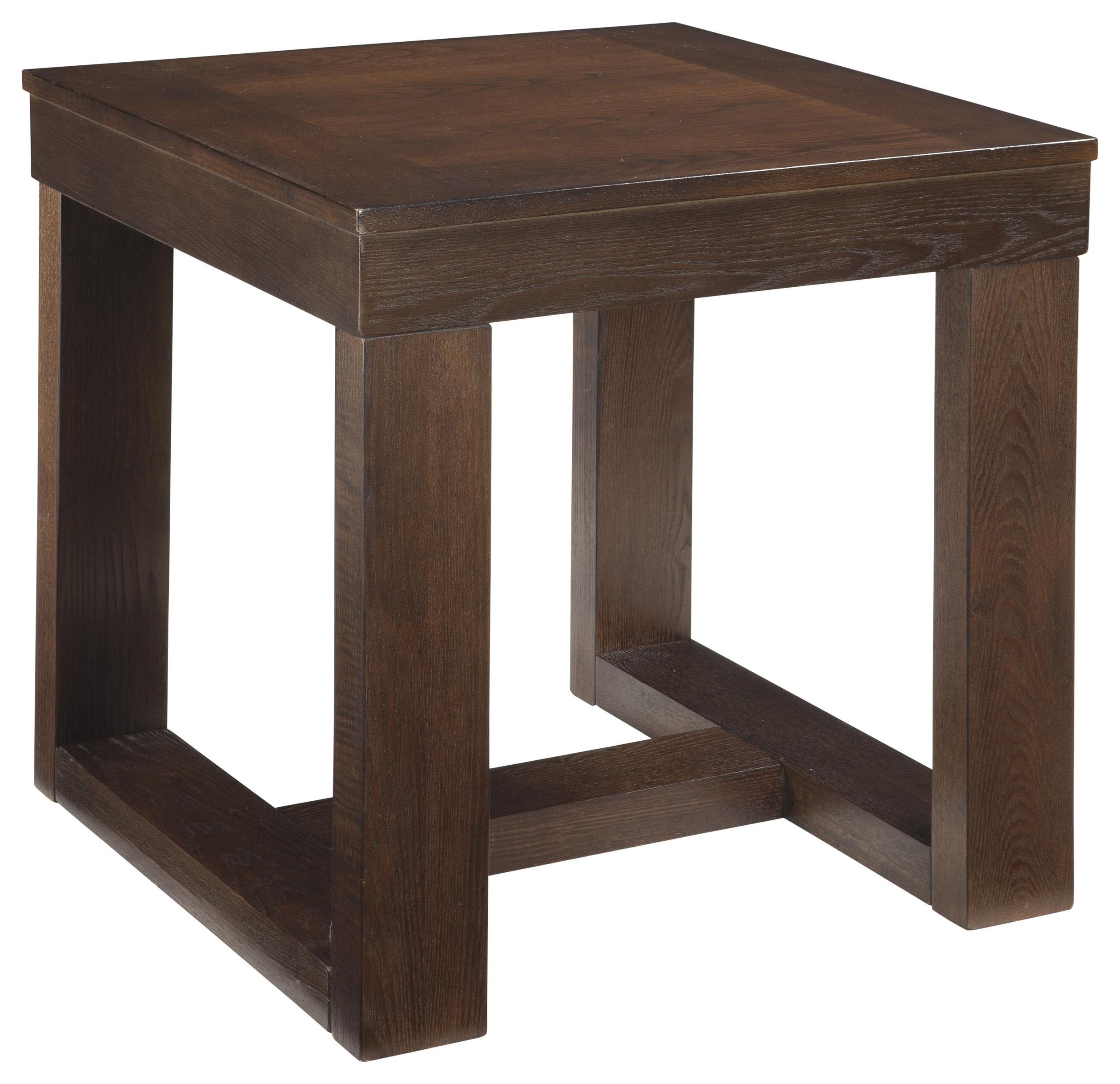 Watson End Table by Signature Design by Ashley at HomeWorld Furniture