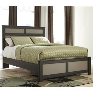 StyleLine CONRAD Queen Panel Bed