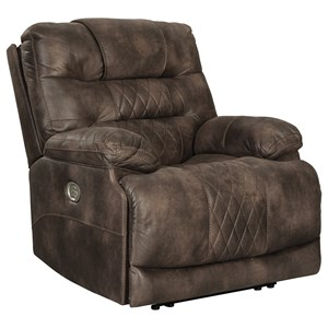 Signature Design by Ashley Welsford Power Recliner