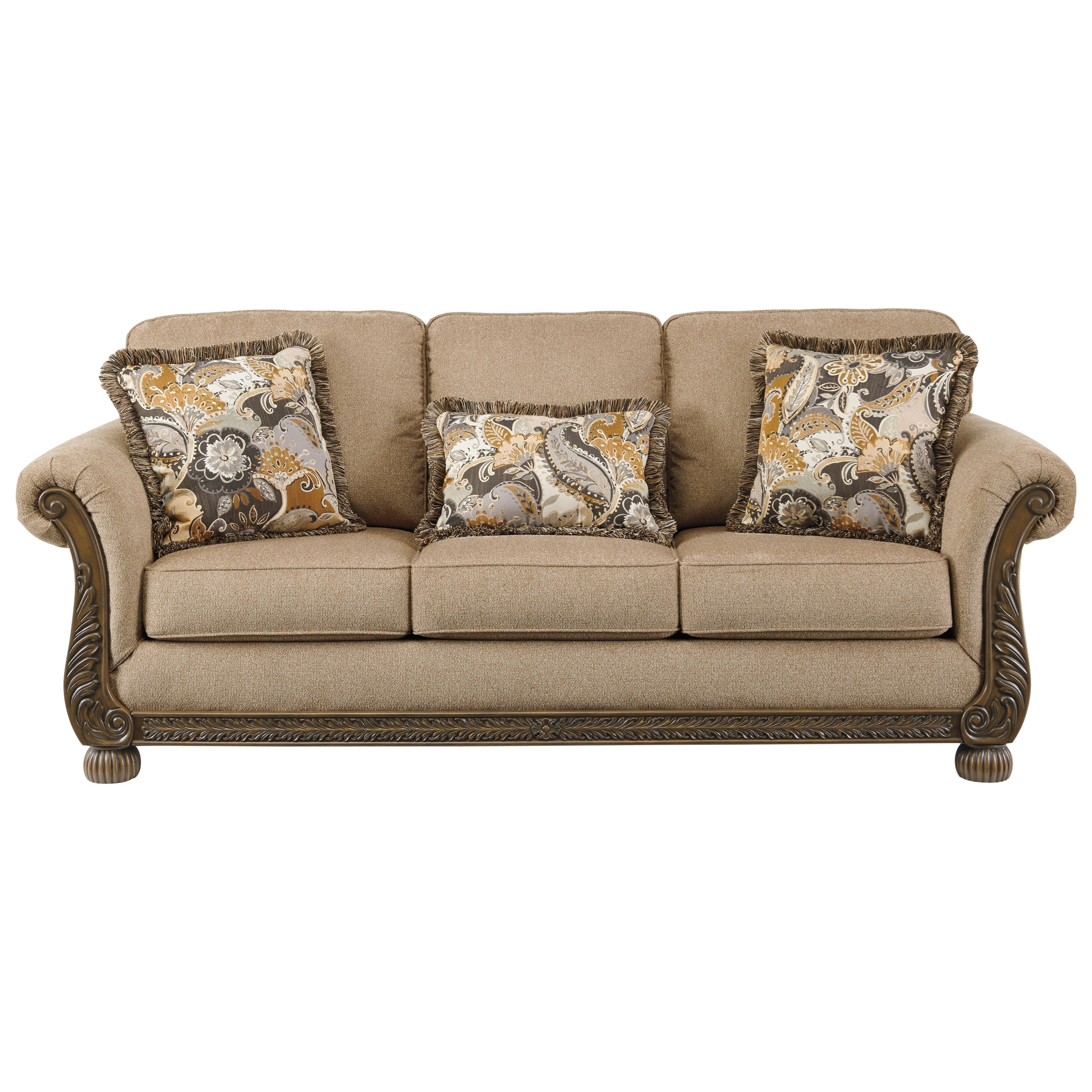 Westerwood Sofa by Signature Design by Ashley at Beck's Furniture