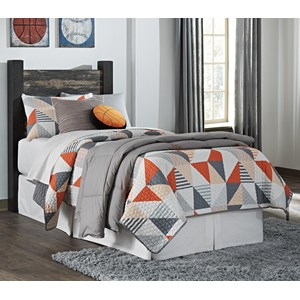 Signature Design by Ashley Willie Twin Poster Headboard
