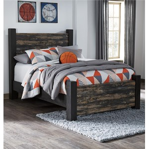 Signature Design by Ashley Westinton Full Poster Bed