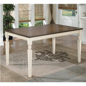 Ashley (Signature Design) Whitesburg Rectangular Dining Room Table