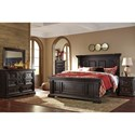 Signature Design by Ashley Willenburg King Bedroom Group - Item Number: B643 K Bedroom Group 1