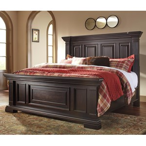 Signature Design by Ashley Willenburg Queen Panel Bed