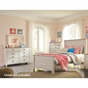 Signature Design by Ashley Joanna Full Bedroom Group - Item Number: B267 F Bedroom Group 7