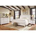 Ashley (Signature Design) Willowton King Bedroom Group - Item Number: B267 K Bedroom Group 4