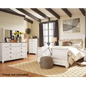 Signature Design by Ashley Willowton Queen Bedroom Group - Item Number: B267 Q Bedroom Group 5