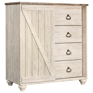 Signature Design by Ashley Willowton Dressing Chest