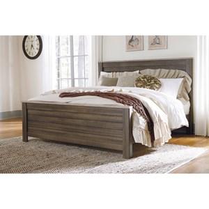 Signature Design by Ashley Birmington Queen Panel Bed