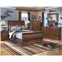Signature Design by Ashley Wilmington Full Bedroom Group - Item Number: B178 F Bedroom Group 1