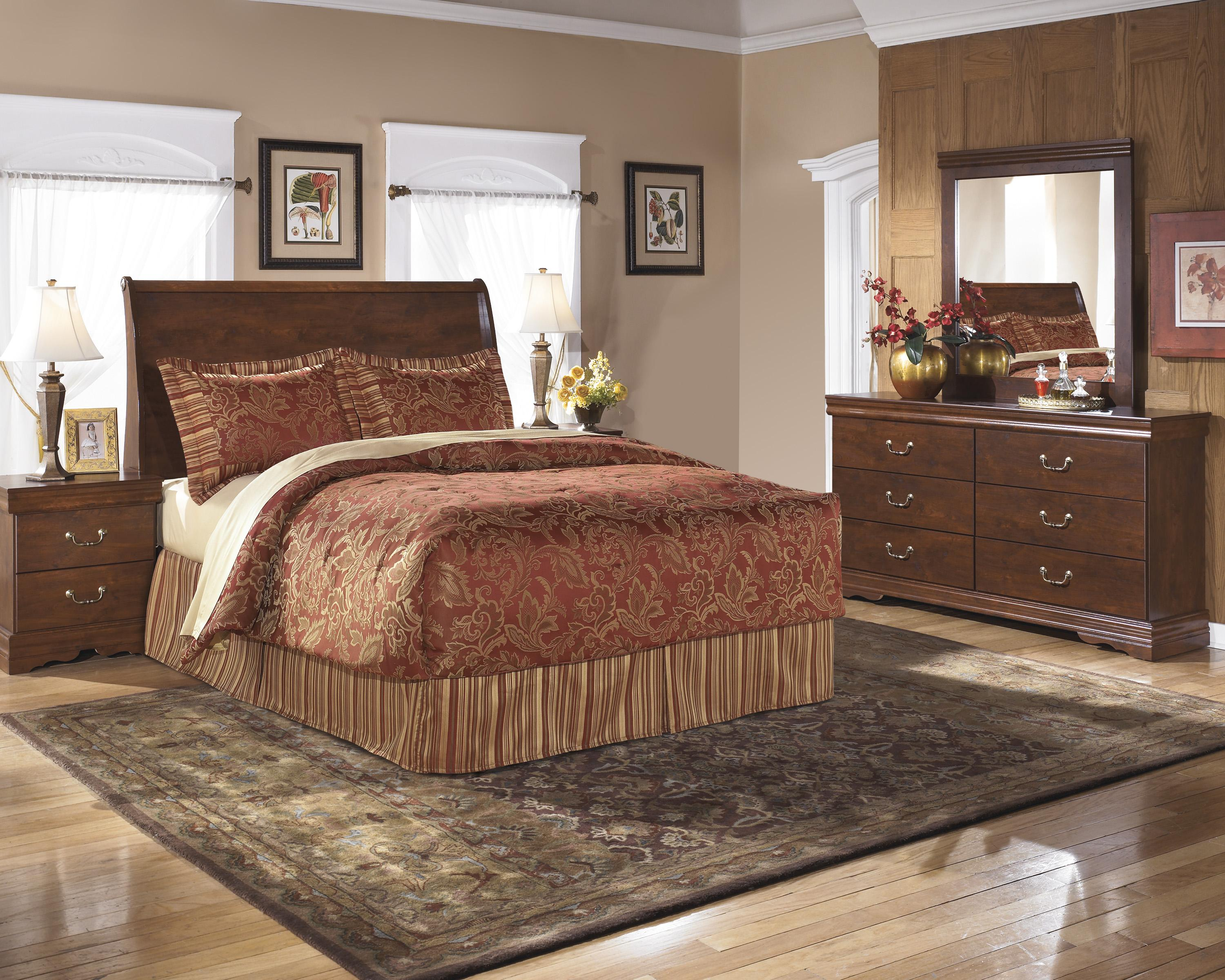 Signature Design by Ashley Wilmington Full Bedroom Group - Item Number: B178 F Bedroom Group 4
