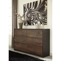 Signature Design by Ashley Windlore Modern Rustic Dresser