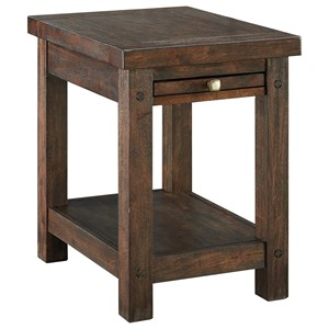 Signature Design by Ashley Windville Chair Side End Table