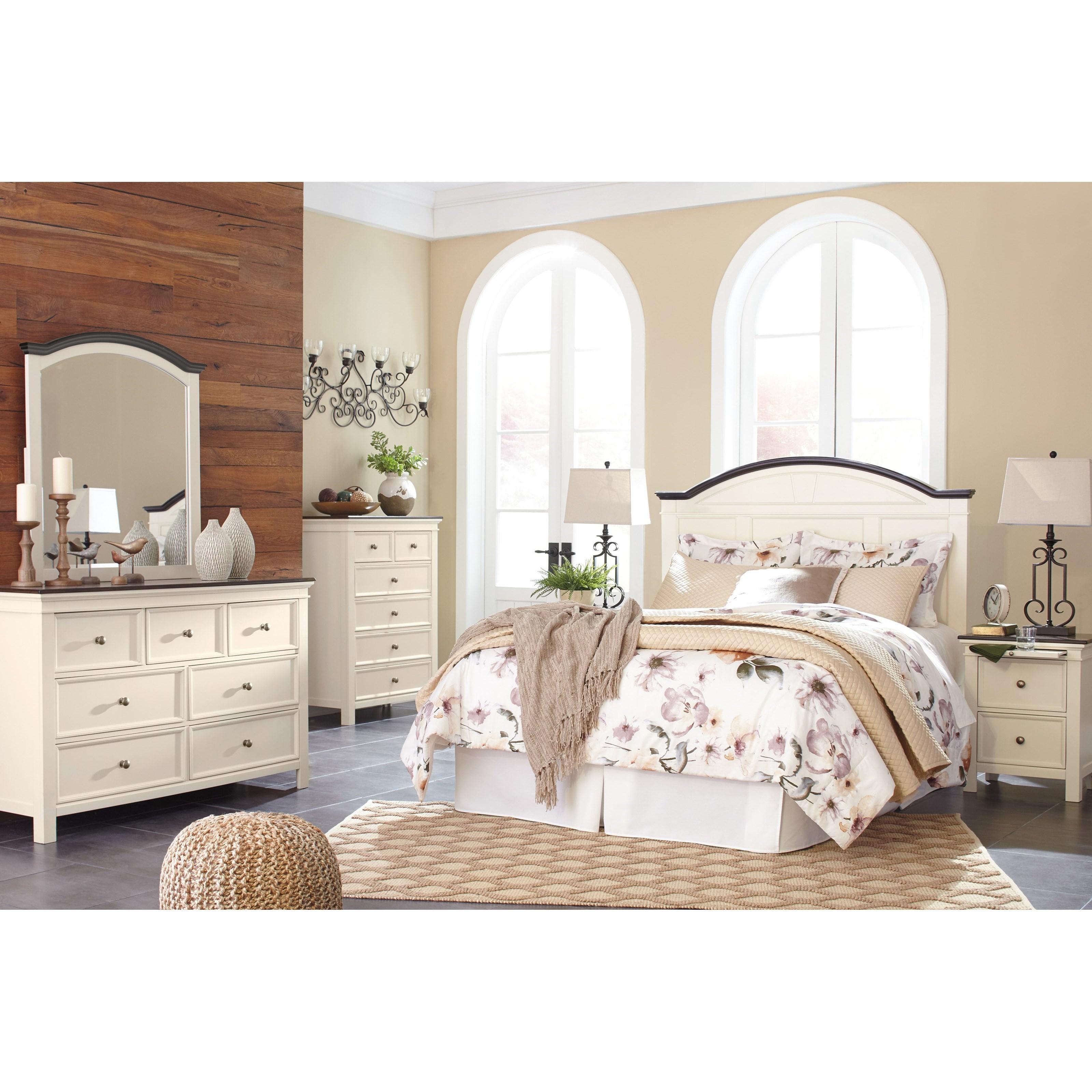 Ashley furniture bedrooms