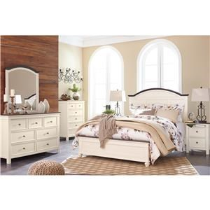 Signature Design by Ashley Woodanville Queen Bedroom Group