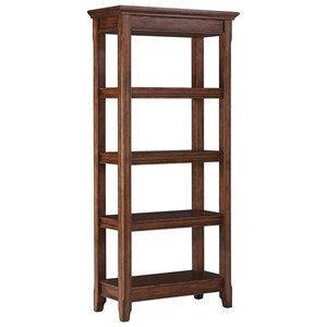 Ashley Signature Design Woodboro Large Bookcase